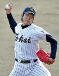 菅野149キロ、日米8球団スカウト集結 - 大学・社会人野球ニュース