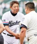 三重・中村監督「一つの歴史をつくれた」 - 高校野球ニュース