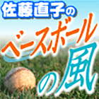 佐藤直子のベースボールの風