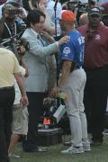 松井氏、リベラに贈る初解説/MLB球宴 - MLBニュース