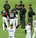 和田監督「邪魔しに行ってるわけではない」 - プロ野球ニュース