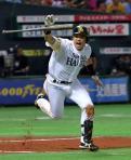 V打松田、師匠秋山監督いたから今が… - プロ野球ニュース