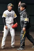 工藤監督式指導、東浜に「3ミリの制球」 - プロ野球ニュース