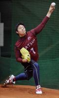 【楽天】ドラ1松井裕、初ブルペン31球 - プロ野球ニュース