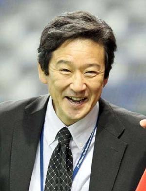 日本ハムの来季就任新監督就任に基本合意した栗山英樹氏 日本ハムの来季就任新監督就任に基本合意した
