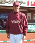 楽天河野新コーチ始動「若い選手の力に」 - プロ野球ニュース