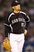 阪神岩田6回4失点降板で10勝お預け - プロ野球ニュース
