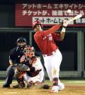 広島ロサリオ63人目サイクル安打達成 - プロ野球ニュース