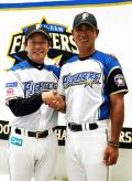 ハム田中2軍監督が就任会見「鍛え上げる」 - プロ野球ニュース