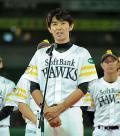ソフト江尻が引退「福岡に来てよかった」 - プロ野球ニュース