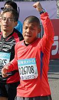 興毅完走「うれしいな」/マラソン - 格闘技ニュース
