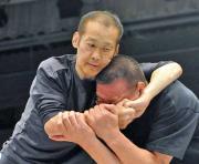 08年12月、「昭和プロレス」で試合に出場した星野勘太郎さん