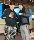 亀田3兄弟、4月中旬に米国で同時試合 - 格闘技ニュース