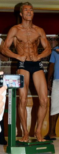 亀田和毅の筋肉美が凄すぎると話題に シックスパックに憧れるわ