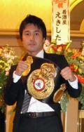 元世界チャンプ坂田健史氏が市議選出馬 - 格闘技ニュース