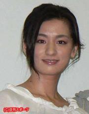 NHK朝の連続テレビ小説のヒロインに内定した尾野真千子