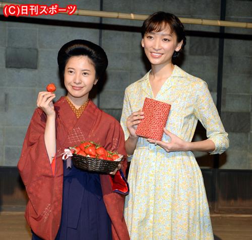 吉高由里子が杏に詫び「朝ドラ楽だと」