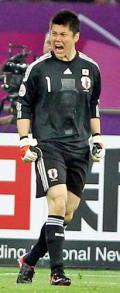 川島2度の大ピンチ鬼セーブ/アジア杯 - アジア杯2011