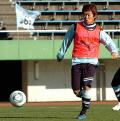 磐田山崎「ゴールへの意識は常に」 - サッカーニュース