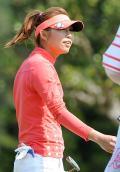 キンクミ復活の66で7位/女子ゴルフ - ゴルフニュース
