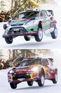 ヒルボネンが開幕戦V/WRC - モータースポーツニュース