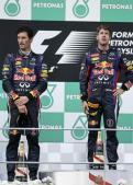 フェテル後味悪い勝利/F1 - モータースポーツニュース