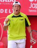 伊藤竜馬が世界4位にストレート勝ち - テニスニュース