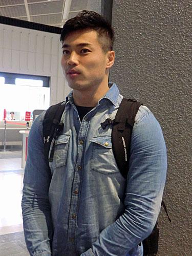 パナ山田、世界最高峰リーグ挑戦へ出国