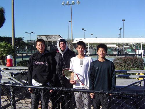 テニス漬け米生活1年経ったら/圭物語4