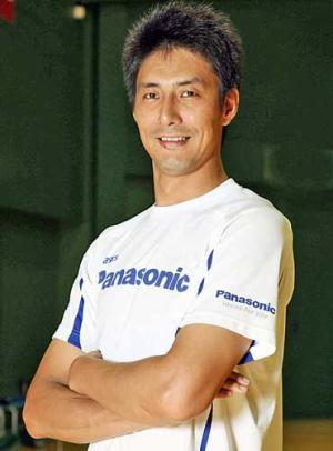 11月のプレミアリーグを最後に現役引退するパナソニックパンサーズ山本隆弘 11月のプレミアリーグ