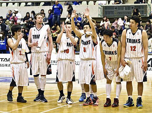 チーム存続の和歌山、強豪に大敗も前向き