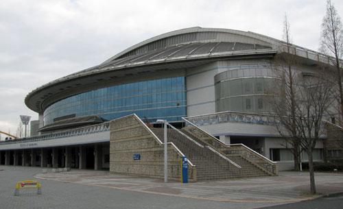 大阪が日本バスケ界初Jリーグ型本拠地
