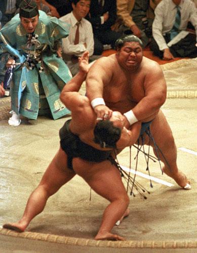 KONISHIKIの思い/相撲連載1