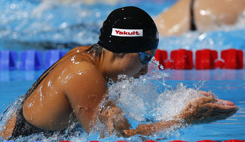 金藤が決勝、鈴木聡美は敗退/世界水泳 金藤が決勝、鈴木聡美は敗退/世界水泳[記事へ] 金藤が決勝
