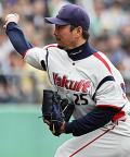 【ヤクルト】館山仕上がり上々3回1失点 - 野球ニュース