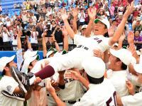 早大日本一!逆転呼んだ平均8・75点バズーカー  - 大学・社会人 : 日刊スポーツ