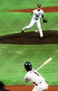 摂津先発合格4回6K 奪三振王も見えた - 野球ニュース