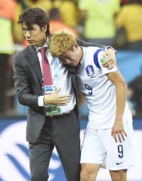 韓国メディア酷評 洪監督は義理サッカー