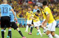 ハメス・ボレー弾!W杯最優秀ゴール選出 | コロンビア | ブラジルW杯 : nikkansports.com