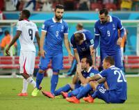 ギリシャ敗退もカッコイイ!ボーナス辞退