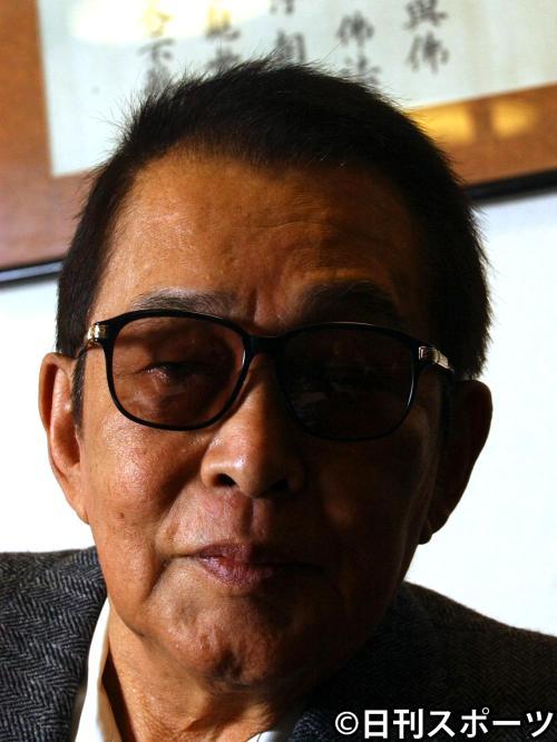 89歳で亡くなった安藤昇さん