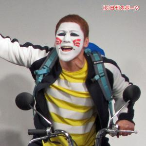 樽美酒研二(写真は2015年4月24日)