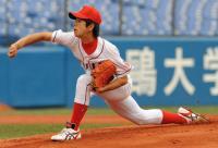 富士大・多和田7失点/大学野球