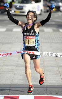 コニカミノルタ連覇/ニューイヤー駅伝詳細
