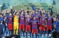 「MSN」競演で14・7% バルサ世界一の視聴率 - 海外サッカー : 日刊スポーツ