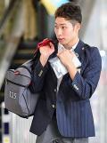 萩野が帰国 MVP「励みになります」 - アジア大会ニュース