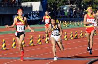 加藤学園が初入賞8位 アンカー渡辺ラスト2人抜き - 陸上 : 日刊スポーツ