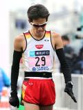 佐藤悠基20位「練習不足…」東京マラソン - 陸上ニュース