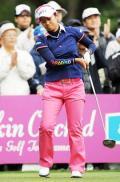 予選落ちの藍「うっそぉー」/女子ゴルフ - ゴルフニュース