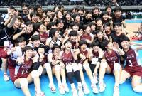 下北沢成徳3大会ぶりV「成長できた」黒後20得点 - バレー : 日刊スポーツ